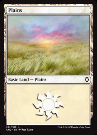 Plains | Commander Anthology II