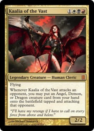 Kaalia of the Vast | Commanders Arsenal