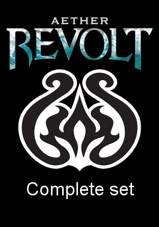 -AER- Aether Revolt Complete Set | Complete sets
