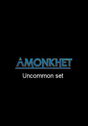 -AKH- Amonkhet Uncommon Set | Complete sets