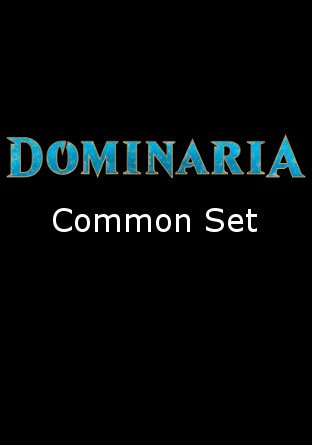 -DOM- Dominaria Common Set | Complete sets