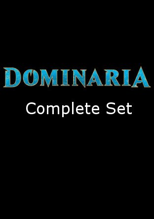 -DOM- Dominaria Complete Set | Complete sets