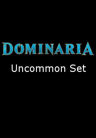 -DOM- Dominaria Uncommon Set | Complete sets