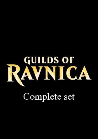 -GRN- Guilds of Ravnica Complete Set   Complete sets