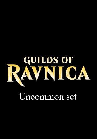 -GRN- Guilds of Ravnica Uncommon Set | Complete sets