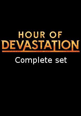 -HOU- Hour of Devastation Complete Set | Complete sets
