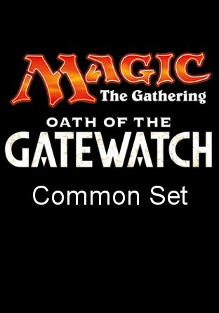 -OGW- Oath of the Gatewatch Common Set | Complete sets