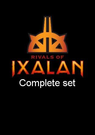 -RIX- Rivals of Ixalan Complete Set | Complete sets