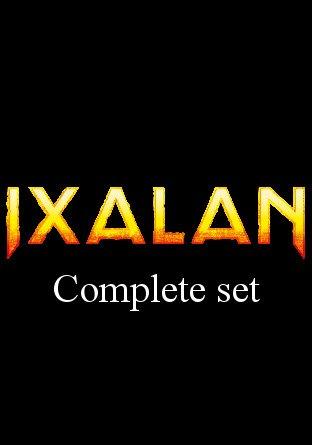 -XLN- Ixalan Complete Set | Complete sets