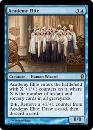 Academy Elite | Conspiracy