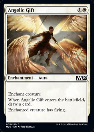 Angelic Gift   Core Set 2020