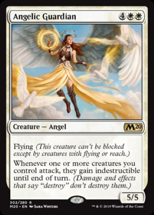 Angelic Guardian   Core Set 2020