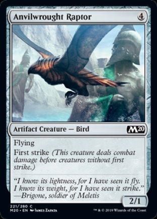 Anvilwrought Raptor | Core Set 2020