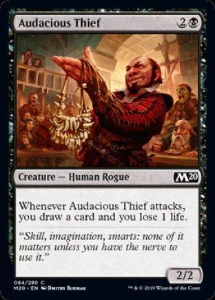 Audacious Thief | Core Set 2020