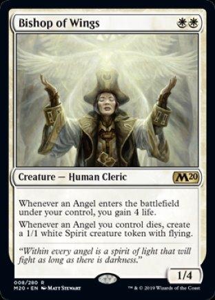Bishop of Wings | Core Set 2020