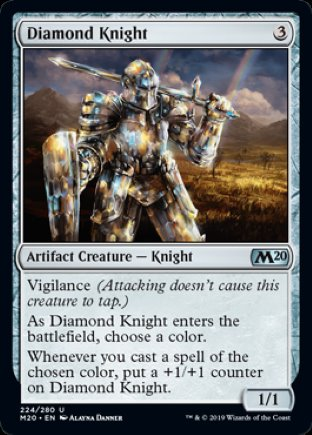 Diamond Knight | Core Set 2020