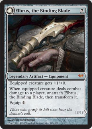 Elbrus, the Binding Blade | Dark Ascension