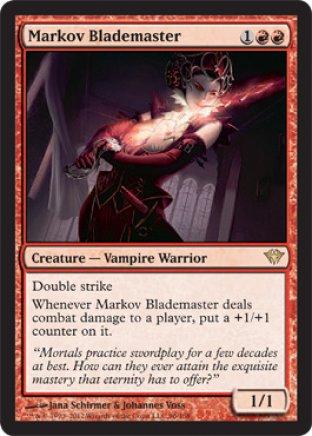 Markov Blademaster | Dark Ascension