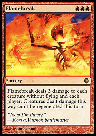 Flamebreak | Darksteel
