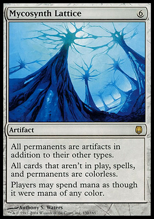 Mycosynth Lattice | Darksteel