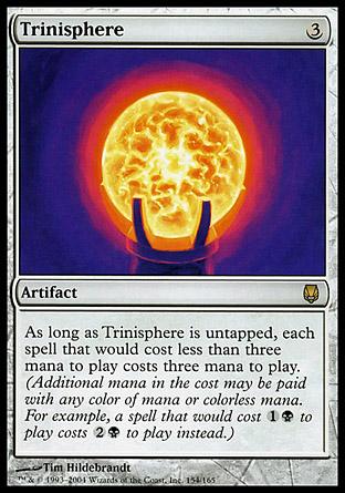 Trinisphere   Darksteel