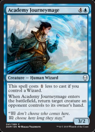 Academy Journeymage | Dominaria