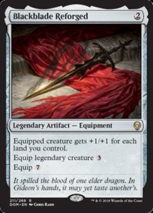 Blackblade Reforged | Dominaria