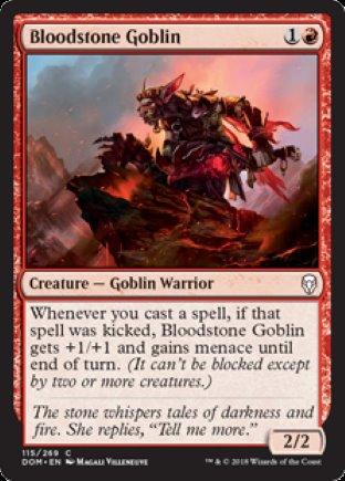 Bloodstone Goblin | Dominaria