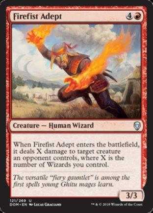 Firefist Adept | Dominaria