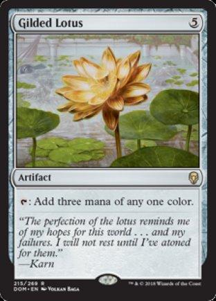 Gilded Lotus | Dominaria