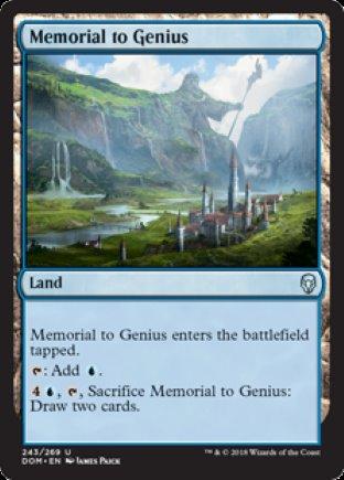 Memorial to Genius | Dominaria