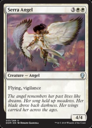 Serra Angel | Dominaria