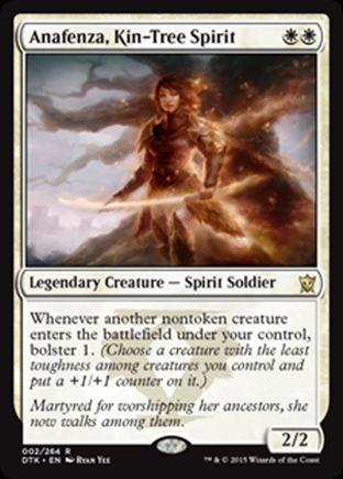 Anafenza, Kin-Tree Spirit   Dragons of Tarkir