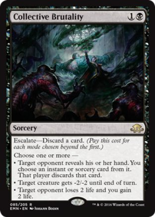 Collective Brutality   Eldritch Moon