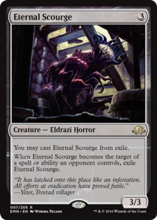Eternal Scourge | Eldritch Moon