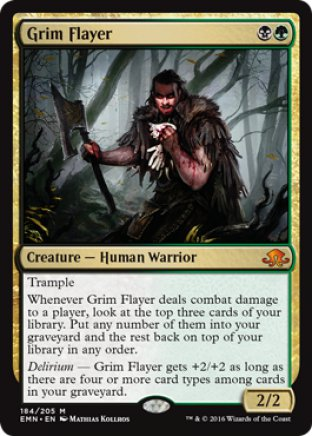 Grim Flayer | Eldritch Moon