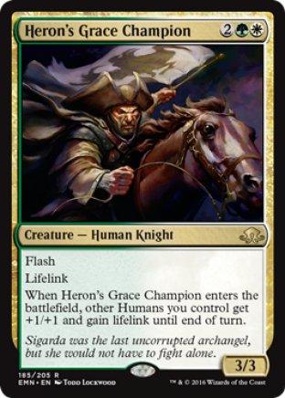 Heron's Grace Champion | Eldritch Moon