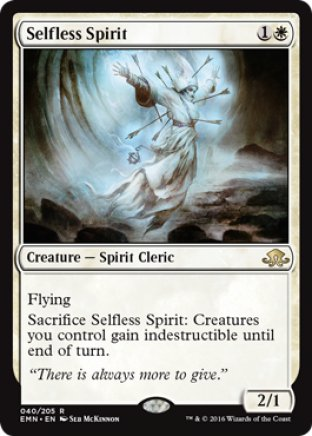 Selfless Spirit | Eldritch Moon