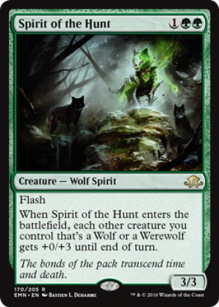 Spirit of the Hunt | Eldritch Moon