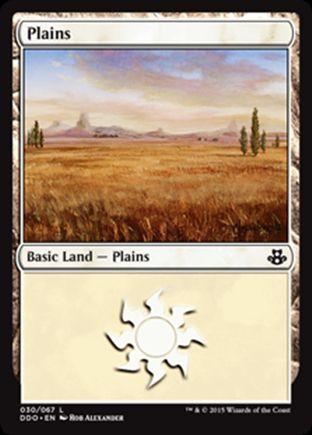 Plains | Elspeth vs Kiora