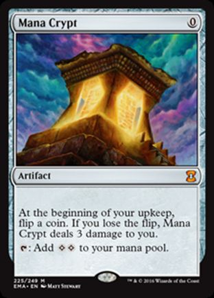 Mana Crypt | Eternal Masters