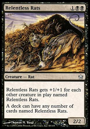 Relentless Rats | Fifth Dawn