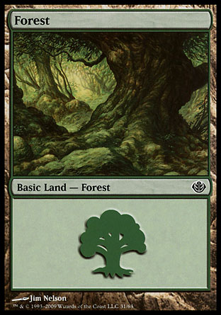 Forest   Garruk vs Liliana