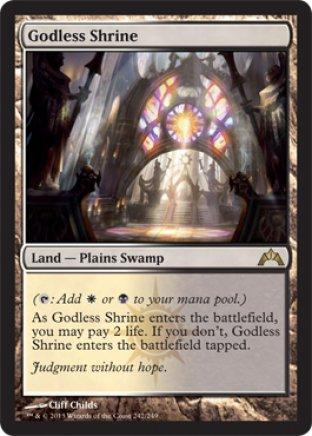 Godless Shrine   Gatecrash