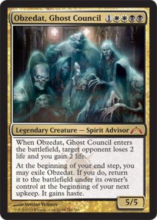 Obzedat, Ghost Council | Gatecrash