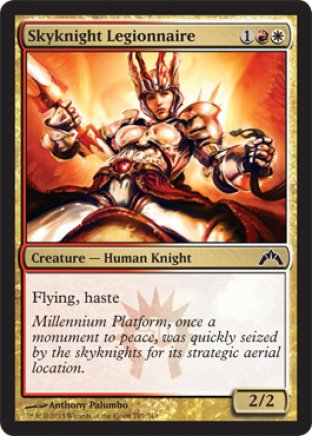 Skyknight Legionnaire | Gatecrash