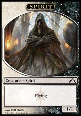 Spirit token | Gatecrash