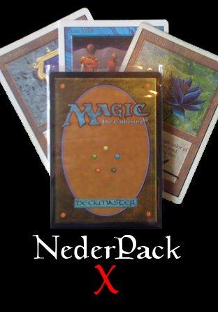 NederPack X 10 stuks | Grabbags-repacks
