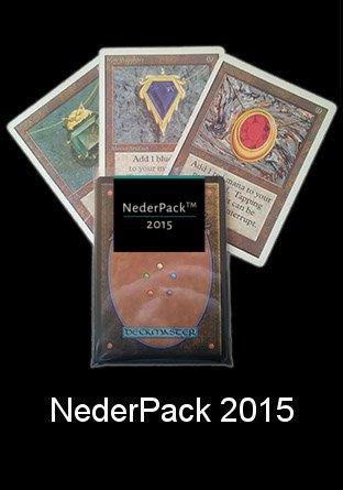NederPack 2015 10 stuks | Grabbags-repacks
