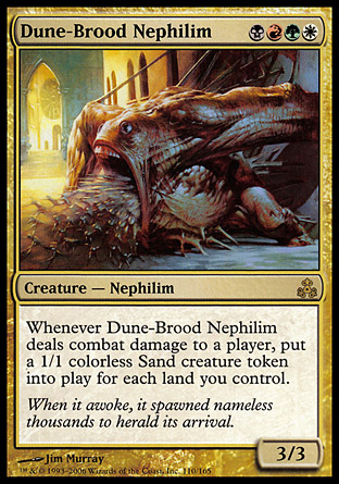 Dune-Brood Nephilim | Guildpact